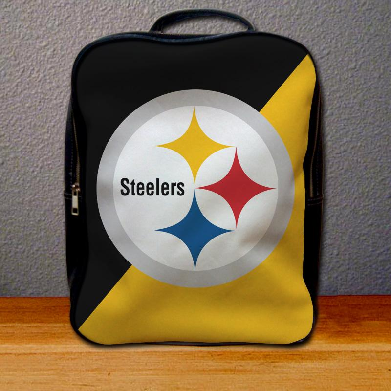 Pittsburgh Steelers Logo Backpack for Student