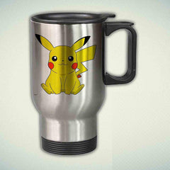 Pokemon Pikachu 14oz Stainless Steel Travel Mug