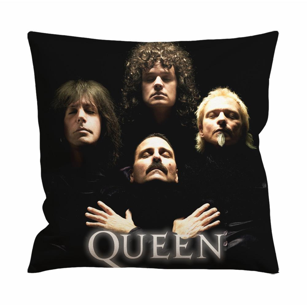 Queen Band Cushion Case / Pillow Case