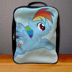 Rainbow Dash My Little Pony Backpack for Student