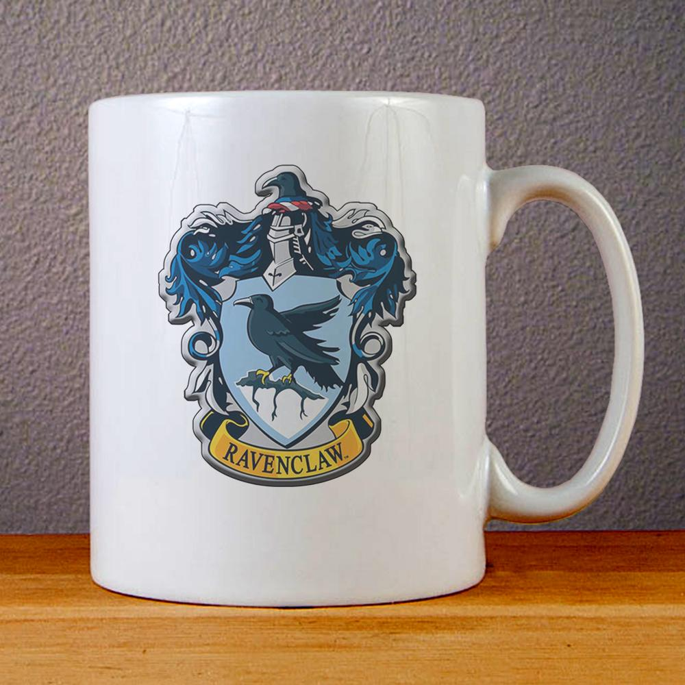 Ravenclaw Logo Ceramic Coffee Mugs