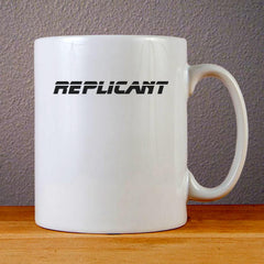 Replicant Logo Ceramic Coffee Mugs