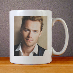 Ronan Keating Ceramic Coffee Mugs