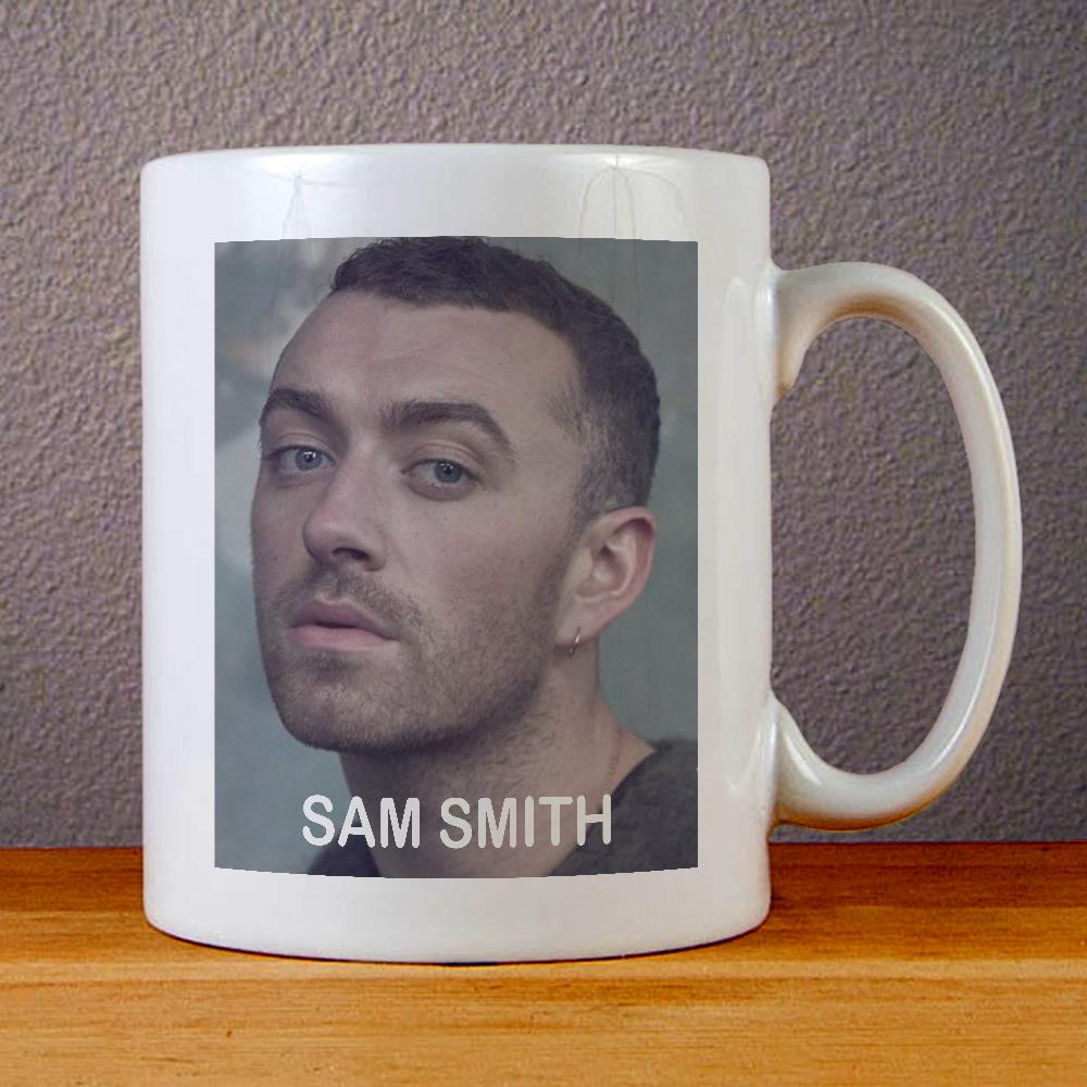 Sam Smith 2017 Ceramic Coffee Mugs