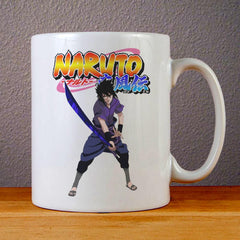 Sasuke Ceramic Coffee Mugs