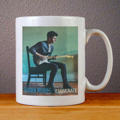 Shawn Mendes Illuminate Ceramic Coffee Mugs