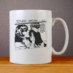 Sonic Youth Band Ceramic Coffee Mugs