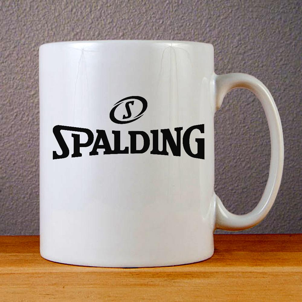 Spalding Ceramic Coffee Mugs