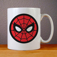 Spiderman Logo Ceramic Coffee Mugs