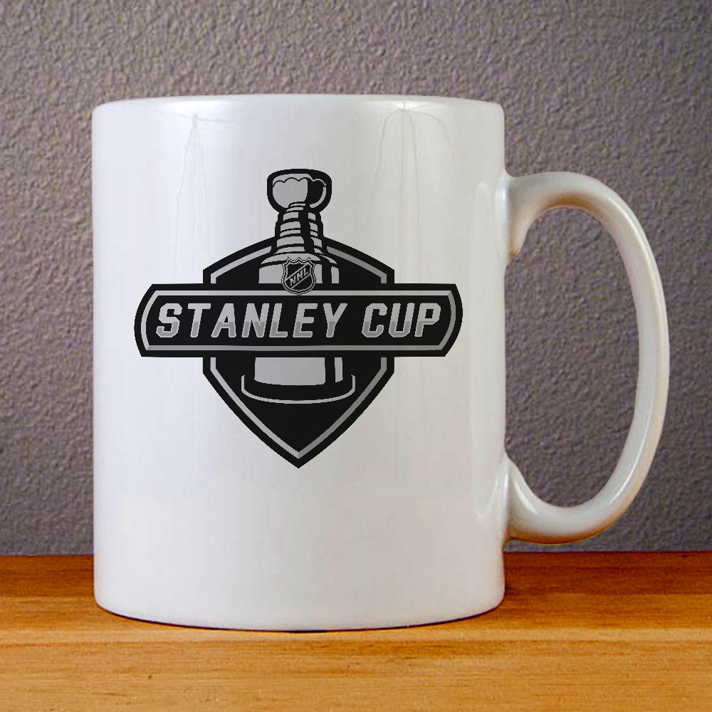 Stanley Cup Logo Ceramic Coffee Mugs