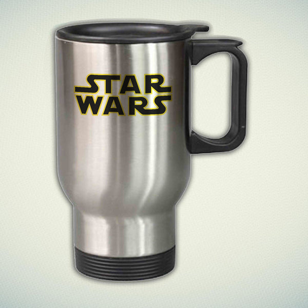 Star Wars Logo 14oz Stainless Steel Travel Mug