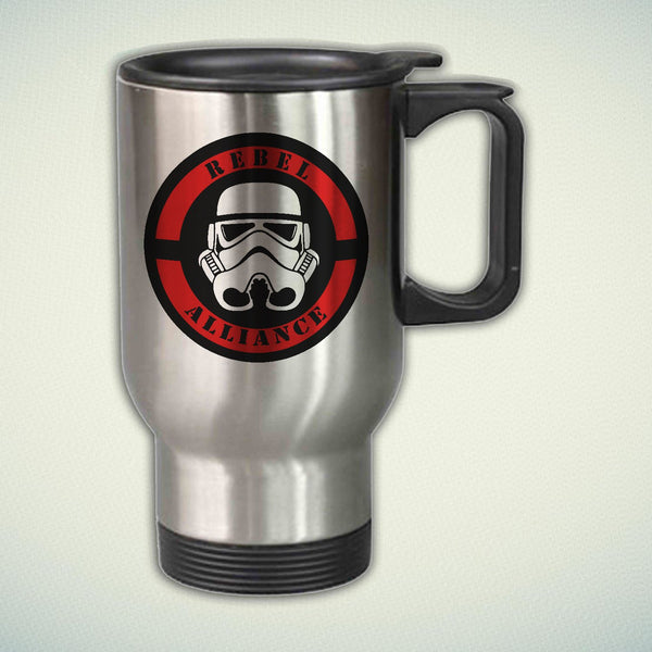 Star Wars Rebel Alliance Logo 14oz Stainless Steel Travel Mug
