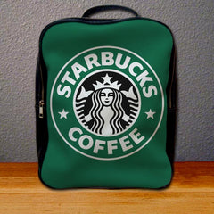 Starbucks Coffee Logo Backpack for Student