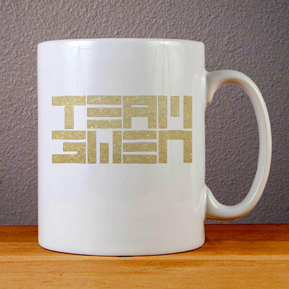 Team Gwen Ceramic Coffee Mugs