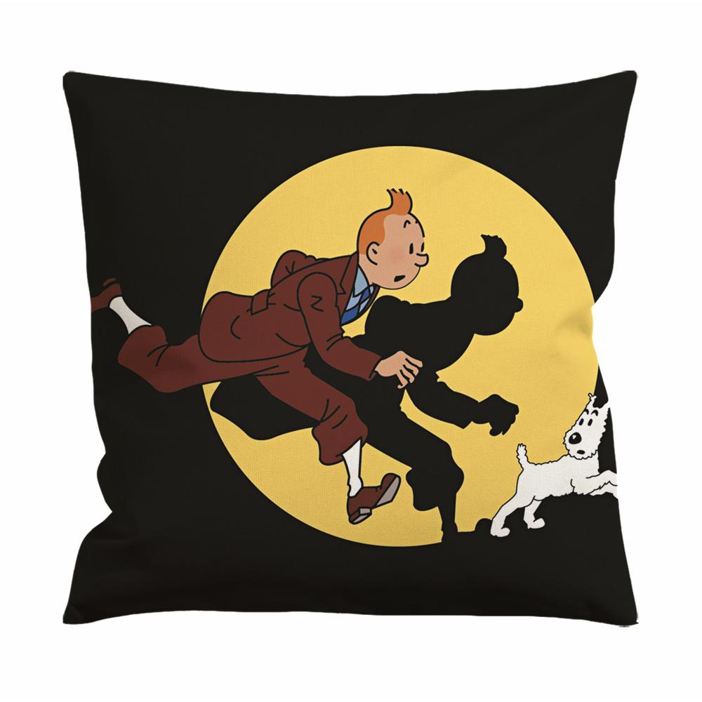 The Adventure of Tintin Cushion Case / Pillow Case