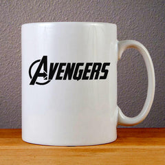The Avengers Logo Ceramic Coffee Mugs