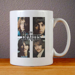 The Beatles White Album Ceramic Coffee Mugs