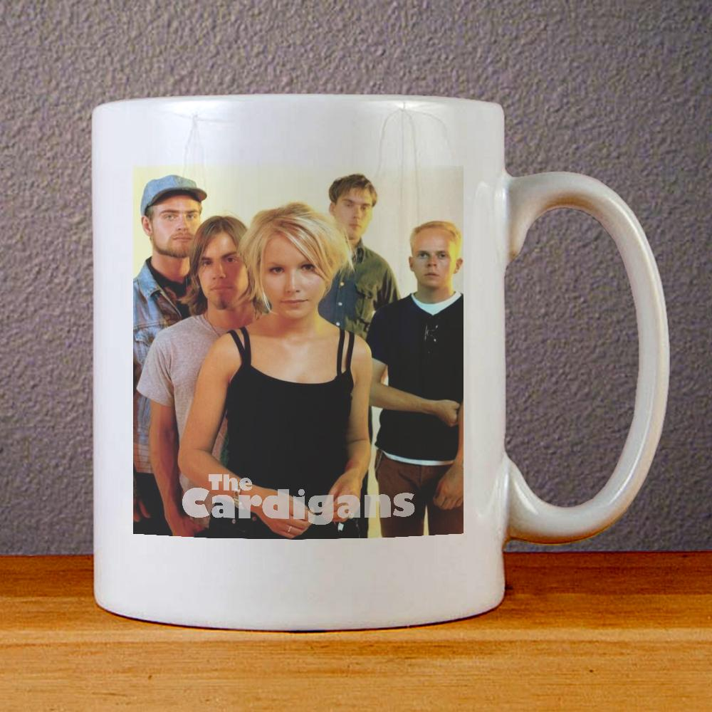 The Cardigans Band Ceramic Coffee Mugs