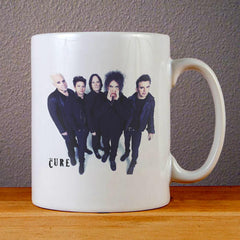 The Cure Band Ceramic Coffee Mugs