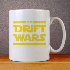 The Drift Wars Ceramic Coffee Mugs