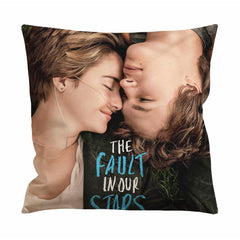 The Fault In Our Stars Movie Cushion Case / Pillow Case