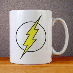 The Flash Logo Ceramic Coffee Mugs