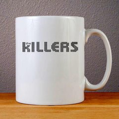 The Killers Logo Ceramic Coffee Mugs