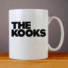 The Kooks Ceramic Coffee Mugs
