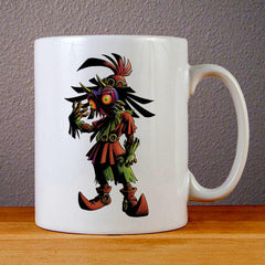 The Legend of Zelda Ceramic Coffee Mugs