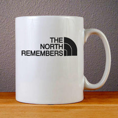 The North Remembers Ceramic Coffee Mugs