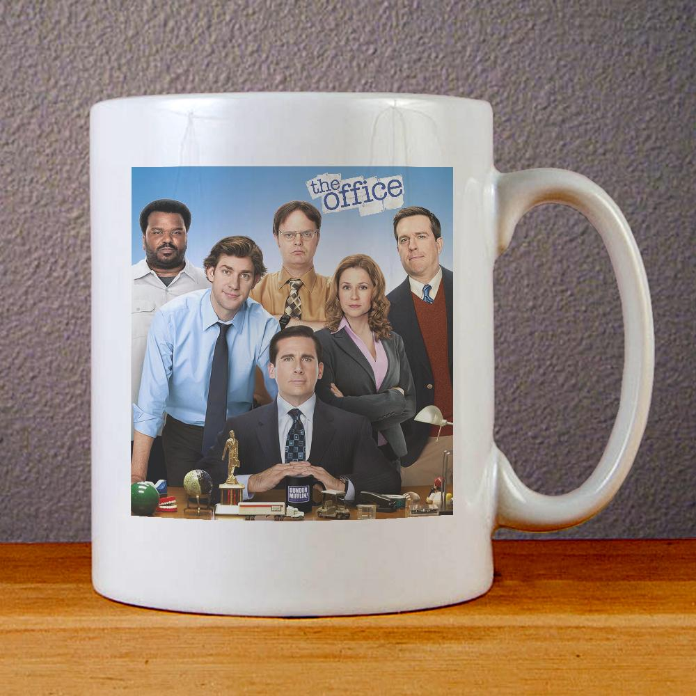 The Office Tv Show Ceramic Coffee Mugs