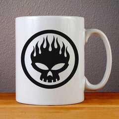 The Offspring - Skull Symbol Ceramic Coffee Mugs