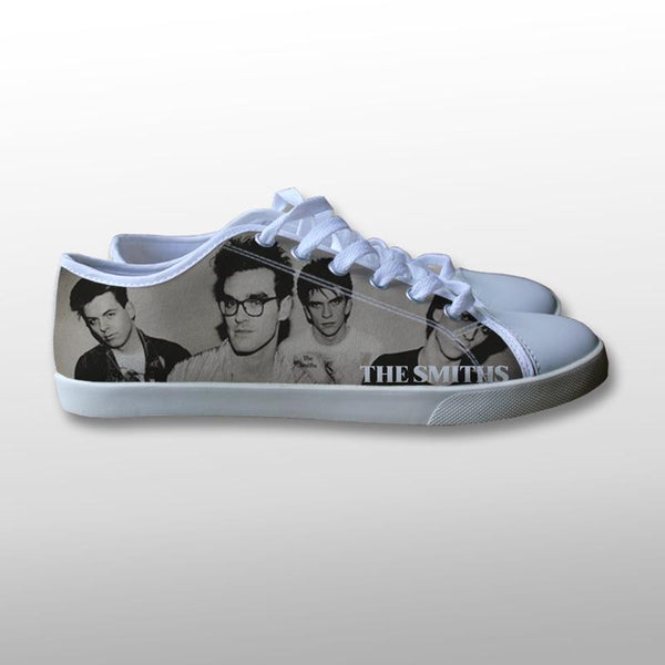 The Smiths Canvas Shoes