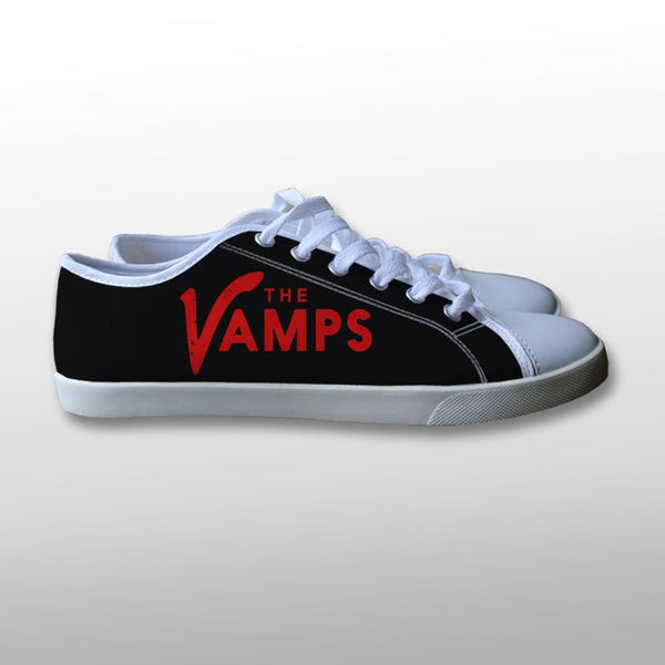 The Vamps Canvas Shoes
