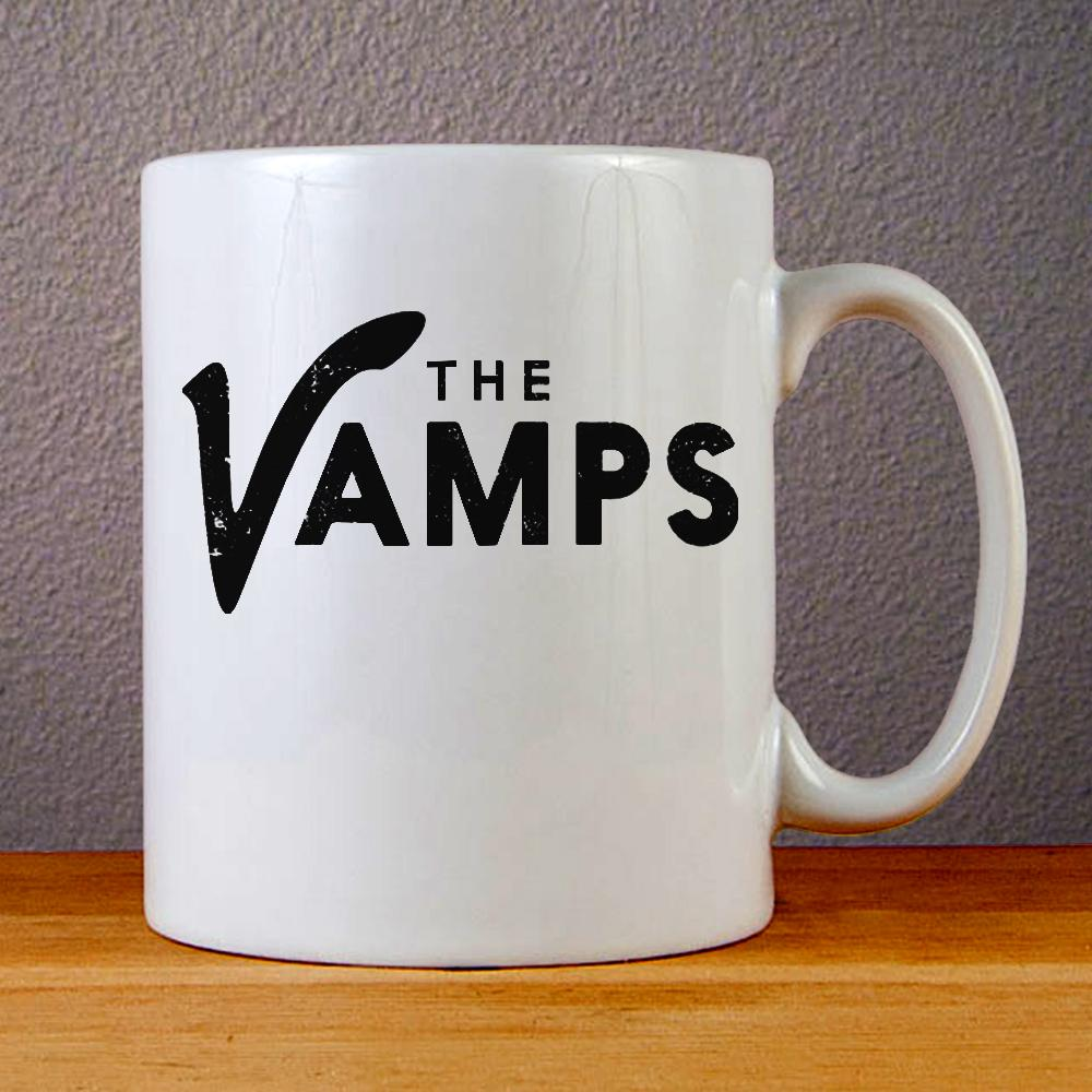 The Vamps Ceramic Coffee Mugs