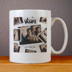 The Vamps Just My Type Ceramic Coffee Mugs
