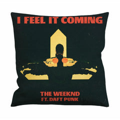 The Weeknd I Feel it Coming ft Daft Punk Cushion Case / Pillow Case