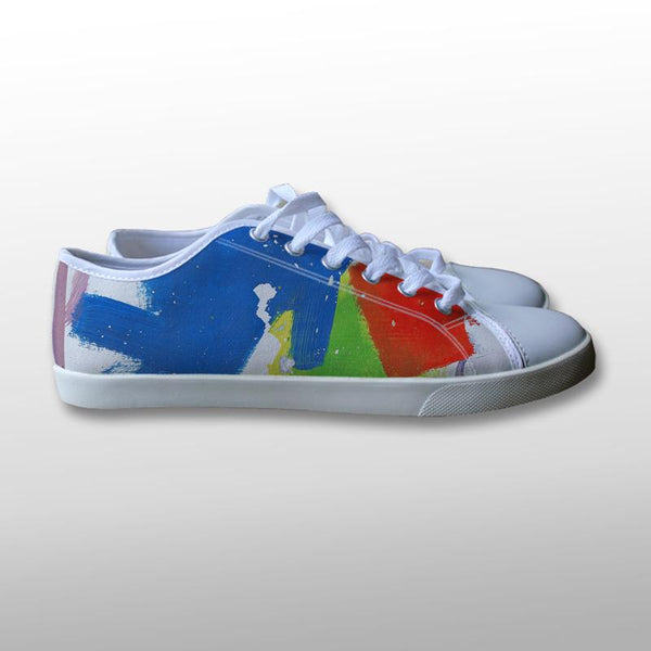 This is All Yours ALT J Canvas Shoes