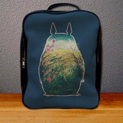 Totoro Logo Backpack for Student