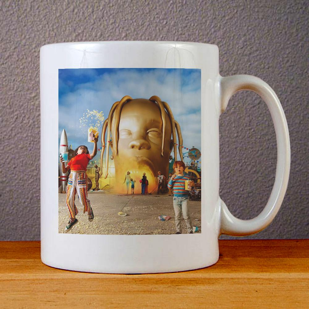 Travis Scott Sicko Mode Ceramic Coffee Mugs