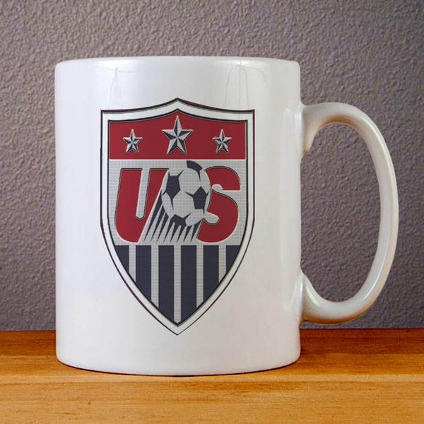 USA Soccer Ceramic Coffee Mugs