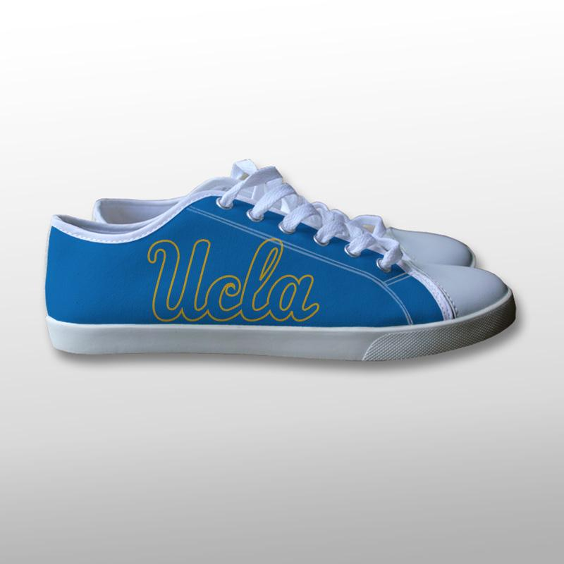Ucla Logo Canvas Shoes