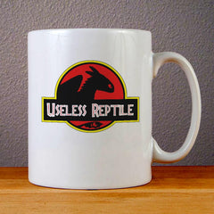 Useless Reptile Ceramic Coffee Mugs
