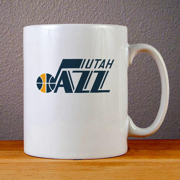 Utah Jazz Ceramic Coffee Mugs