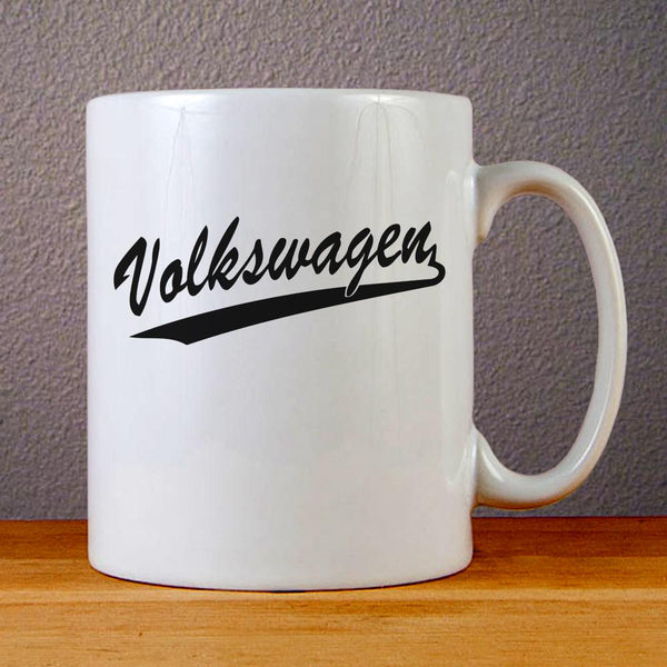 Volkswagen Ceramic Coffee Mugs