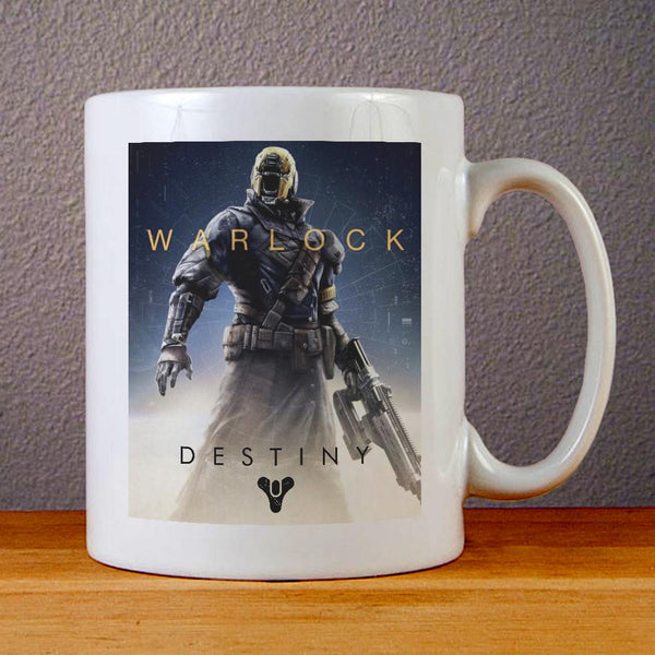 Warlock Destiny Characters Ceramic Coffee Mugs