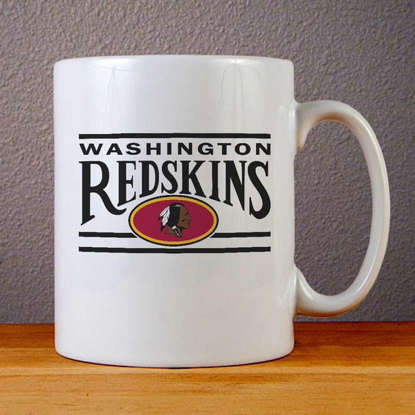 Washington Redskins Logo Ceramic Coffee Mugs