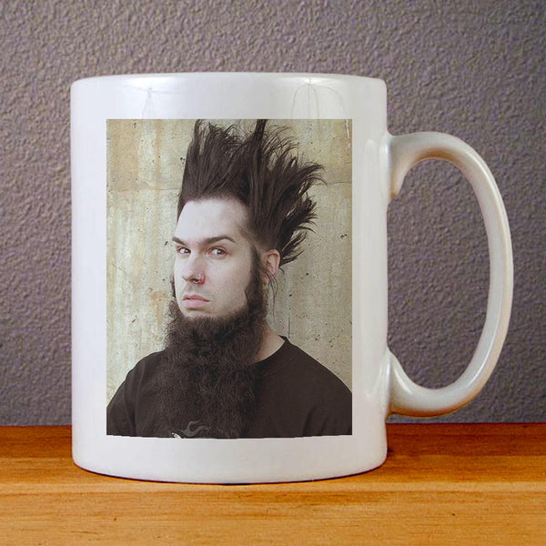 Wayne Static Ceramic Coffee Mugs