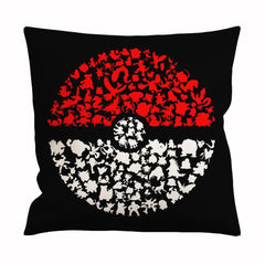 Who'S That Pokemon Cushion Case / Pillow Case