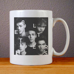 Why Dont We 8 Letters Ceramic Coffee Mugs